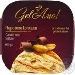 Ice-cream Gel amo Candied roasted nuts grilyazh 600g