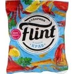 Flint with crab flavor snack 70g