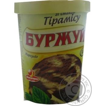 Мороженое Буржуй Ласунка тирамису 500г - купить, цены на Novus - фото 3