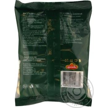 Snack pistachio Aromix salt salt 150g sachet - buy, prices for Novus - image 2