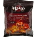 Macho with beef-grill fried rye toast 65g