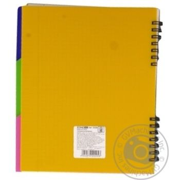 EconoMix А5 Notepad with color dividers 120 sheets - buy, prices for Metro - image 6