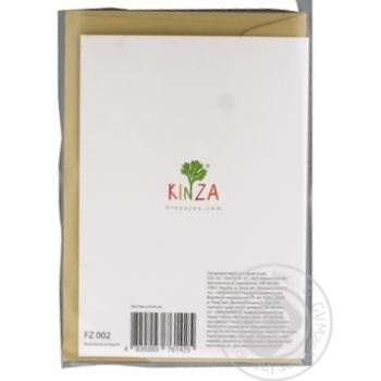 Лиcтівка вітальна Кінза FZ002 - купити, ціни на Метро - фото 3