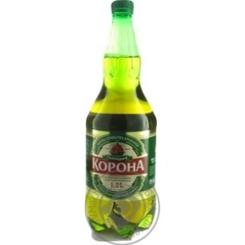 Пиво ППБ Галицкая Корона светлок 4,6% 1,2л - купить, цены на СитиМаркет - фото 2