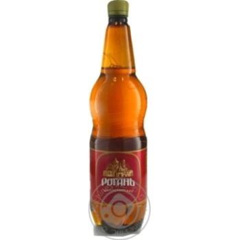 Пиво Рогань Монастырское светлое 1л