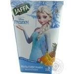 Нектар Jaffa Fairies мультивитаминный 125мл