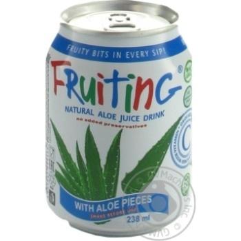 Напій Фрутінг з соком алоє 238мл - купити, ціни на МегаМаркет - фото 6