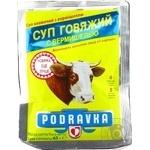Суп Podravka из говядины с вермишелью 65г