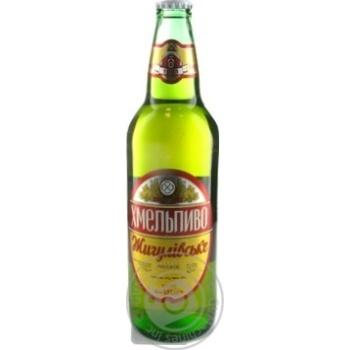 Пиво Жигулівське Хмельпиво 11% 0.5л