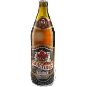 Пиво Князь Сангушко светлое 4,8% 0,5л