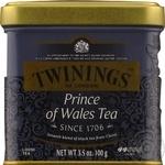 Чай черный Twinings Prince of Wales листовой 100г