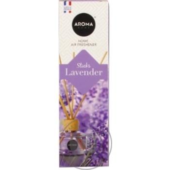 Палочки ароматические Aroma Home лаванда 50мл
