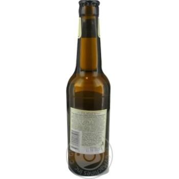 Пиво Вільнюс Алус світле нефільтроване пастеризоване скляна пляшка 5.2%об. 330мл Литва - купити, ціни на Novus - фото 7