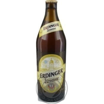 Erdinger Urweisse light beer 4,9% 0,5l