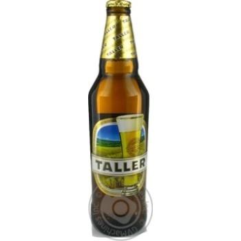 Пиво Taller светлое 0,5л стекло