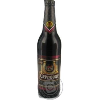 Пиво Черновар Черное классическое темное 4.5%об. 500мл