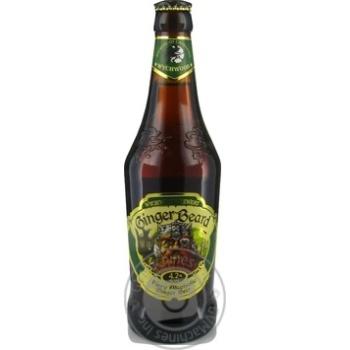 Wychwood Brewery Ginger Beard light beer 4,2% 0,5l