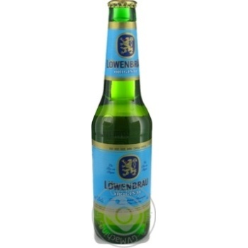 Пиво Lowenbrau Original светлое 0,33л