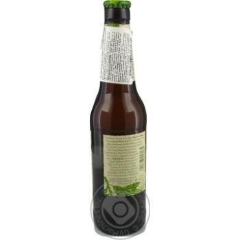 Estrella Damm Lemon Light Beer 3,2% 0,33l - buy, prices for Auchan - photo 4