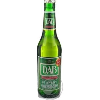 Пиво Даб Оріджинал світле 5%об. 330мл