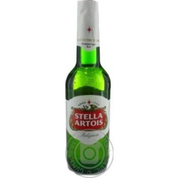 Пиво Stella Artois світле 5,2% 0,5л - купити, ціни на Novus - фото 3