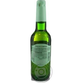 Пиво Stella Artois світле безалкогольне 0,5% 0,5л - купити, ціни на МегаМаркет - фото 2