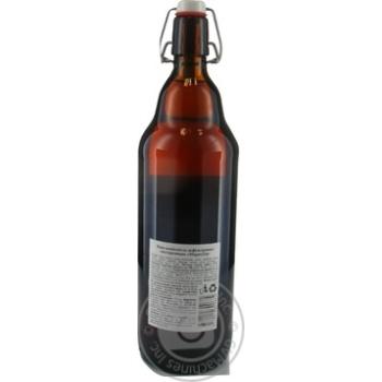Пиво Magaryciu Alus полутемное 5,8% 1л - купить, цены на Novus - фото 2