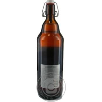 Пиво Ruginis светлое 5,2% 1л - купить, цены на Novus - фото 2
