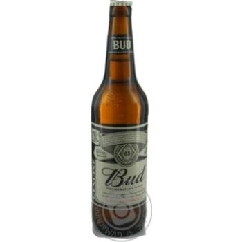 Пиво Bud Prohibition Brew светлое безалкогольное 0,5л стекло - купить, цены на Novus - фото 2