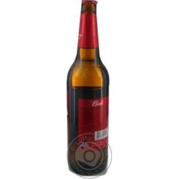 Пиво Bud світле 5% 0,5л - купити, ціни на Novus - фото 3