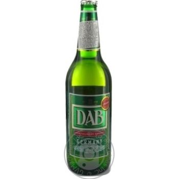 Dab Light Beer 5% 660ml - buy, prices for Novus - image 2