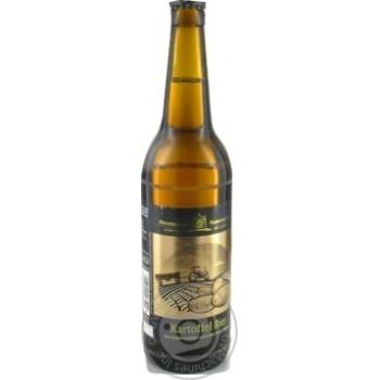 Kloster-Brau Kartoffel Bier light beer light beer 4,5% 0,5l - buy, prices for Novus - image 1