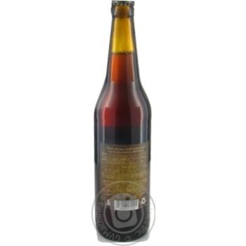 Пиво Butautu темное 5,5% 0,5л - купить, цены на Novus - фото 2