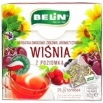 Tea Belin herbal cherry 20pcs 40g