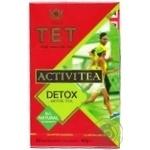 Tea Tet green packed 20pcs 40g