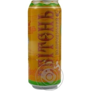 Royal Fruit Garden Zolotoniskiy Zbiten fused carbonated drink can 5% 0.5l