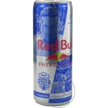 Напиток энергетический Red Bull 0.25л