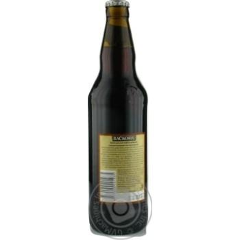 Напиток Вильнюс Бачкорю квасной газированный стеклянная бутылка 500мл Литва - купить, цены на Novus - фото 2