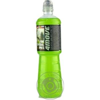 Напиток безалкогольный 4Move Mint&Lime изотонический негазированный спортивный 0,75l - купить, цены на Novus - фото 6