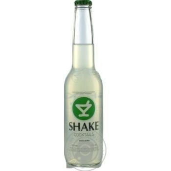 Low-alcohol drink Shake Bora Bora 7%alc. 330ml