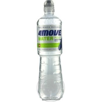 Напій безалкогольний ізотонічний негазований пастеризований Water Plus 4Move 750мл - купить, цены на Novus - фото 1