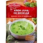 Крем-суп Podravka с брокколи 57г