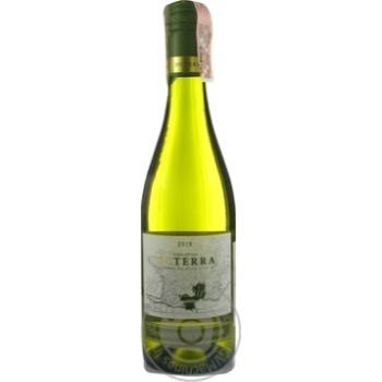 Вино Octerra Chardonnay-Viognier Pays D'OC белое полусухое 13% 0,75л - купить, цены на Novus - фото 3