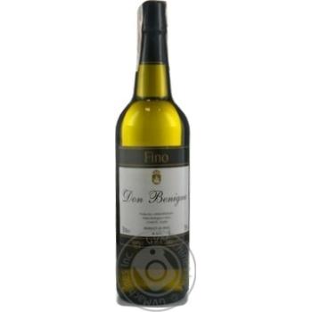 Wine 17.5% 750ml Spain