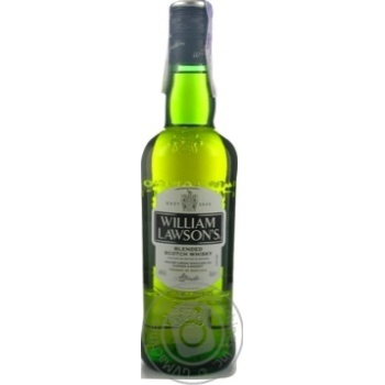William Lawson's Blended Scotch Whisky 0.5l