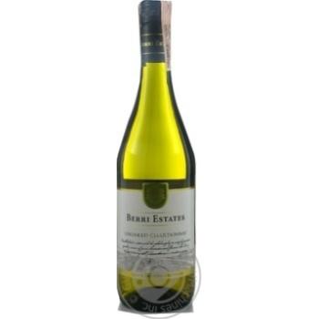 Wine chardonnay 13% 750ml