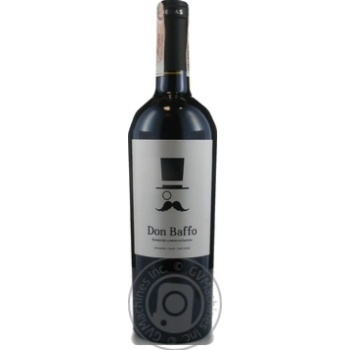 Ego Bodegas Don Baffo red dry wine 14% 0.75l - buy, prices for Novus - image 1