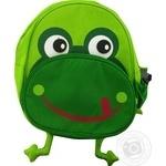 Рюкзак Сіберг жабеня дитячий арт.105052639