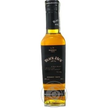 Виски Black Jack 40% 0,25л