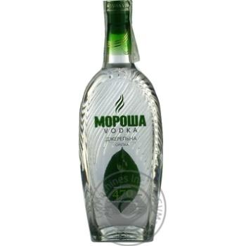 Morosha Spring Vodka